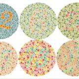 色盲検査表