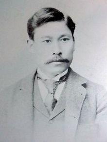 岩崎久弥の写真