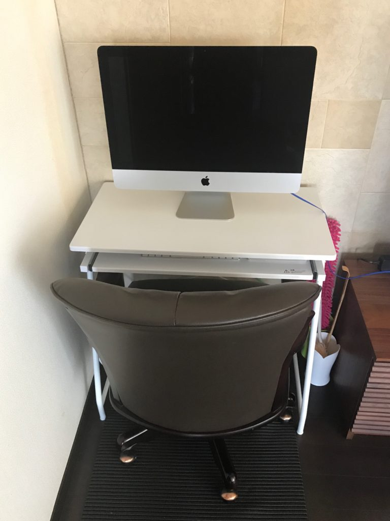 パソコンデスク