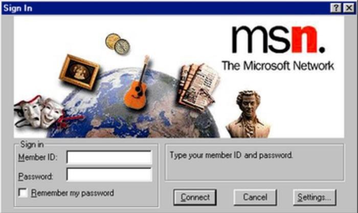 The Microsoft Network