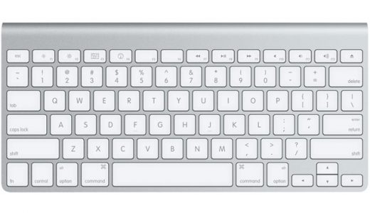 Apple Bluetoothキーボード